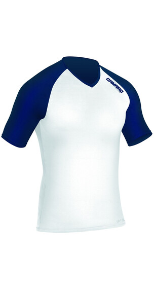 Camaro Ultradry t-shirt Heren blauw/wit